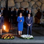 Jérusalem : Duterte, qui s'était comparé à Hitler, visite le mémorial de la Shoah