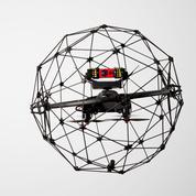 Des drones «bio-inspirés» passent partout