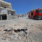 Idlib: des raids aériens, prélude à l'offensive russo-syrienne
