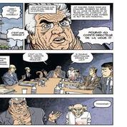 Mourad Boudjellal caricature le président de la Ligue en Jabba the Hutt dans une BD