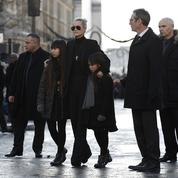 Retour de Laeticia Hallyday à Paris : la veuve de Johnny craint pour sa sécurité