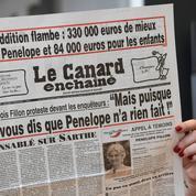 Porté par l'affaire Fillon, le Canard Enchaîné a vu ses résultats bondir en 2017