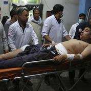 Afghanistan : au moins vingt morts dans un double attentat à Kaboul