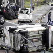 Japon : onze morts et des centaines de blessés après le passage du typhon Jebi