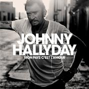 Mon pays c'est l'amour ,l'album posthume de Johnny Hallyday sortira le 19 octobre
