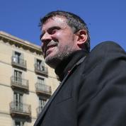 À Barcelone, Manuel Valls entretient le suspense