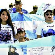 Argentine : de nouvelles recherches lancées pour retrouver le sous-marin disparu