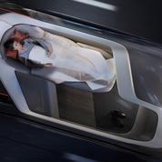 Volvo réinvente le wagon-lit pour concurrencer l'avion