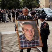 Émotion à Bourges pour les obsèques du caporal Arthur Noyer