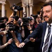 Marc Lazar : «Matteo Salvini, le petit César»