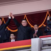 Kim Jong-un fait profil bas pour les70ans du régime de Corée du Nord
