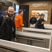 Le magasin sans caisses Amazon Go débarque à New York