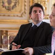 Sylvain Fort va prendre la direction du pôle communication de l'Élysée