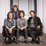 Trois hommes et un couffin ,une pièce «toujours d'actualité» pour Coline Serreau