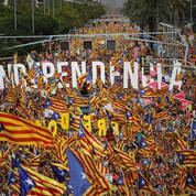 À Barcelone, les indépendantistes investissent la rue