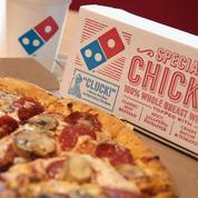 Russie: Domino's Pizza dépassé par une offre promotionnelle inhabituelle