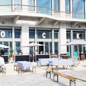 Dock B: expos, food et concerts à Pantin