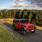 Jeep Wrangler: fidèle à la légende