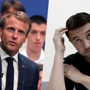 Le rap d'Olivier Besancenot contre Emmanuel Macron, instant malaise garanti