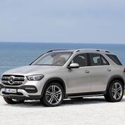 Mercedes GLE, plus grand et plus techno