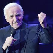 Charles Aznavour: «Il serait dommage que David ne continue pas l'œuvre de Johnny Hallyday»