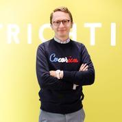 Paul Midy, un X enrôlé par la start-up de livraisons de repas Frichti