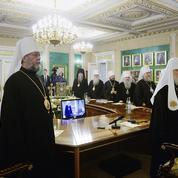 L'Église orthodoxe mondiale est au bord du schisme