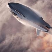 Le nouveau design impressionnant de la «Big Falcon Rocket» dévoilé par SpaceX