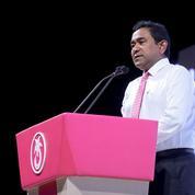 Yameen entend renforcer sa mainmise sur les Maldives