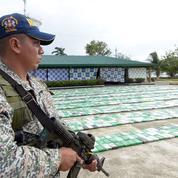 La Colombie reste le premier producteur de cocaïne au monde