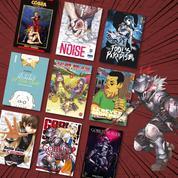 Manga : une rentrée pour tous les goûts
