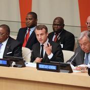 Emmanuel Macron à New York : un programme diplomatique chargé