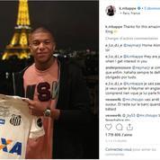 Mbappé remercie Pelé de lui avoir envoyé un maillot