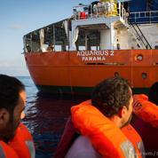 Aquarius : les 58 migrants débarqueront à Malte