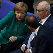Au Bundestag, Angela Merkel perd le contrôle des députés CDU/CSU