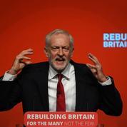 Jeremy Corbyn se sent «prêt»à gouverner et à gérer le Brexit