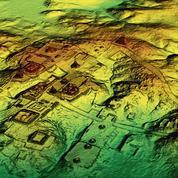 Des dizaines de milliers de ruines mayas découvertes