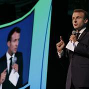 Arnaud Benedetti : «Macron parle beaucoup mais convainc peu»