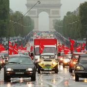 Mondial de l'Automobile, 120 ans d'Histoire défilent dans Paris