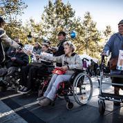 « Les personnes handicapées ne sont pas prises en compte politiquement »