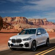 BMW X5, l'élégant baroudeur se renouvelle