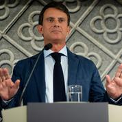 Le programme de la tournée d'adieu de Manuel Valls à la scène politique française