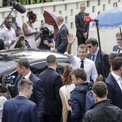 Roland Gori: «Macron, c'est l'Empereur nu du conte d'Andersen»