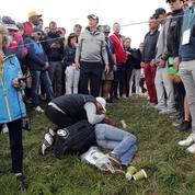 Ryder Cup: une spectatrice blessée par une balle de golf