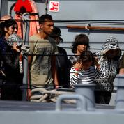 Les 58 migrants de l'Aquarius sont bien arrivés à Malte