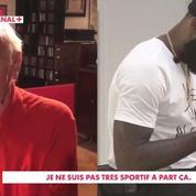 Trois semaines avant sa mort, Charles Aznavour rendait hommage à LeBron James