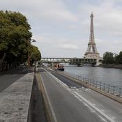 Fermeture des voies sur berge rive droite: le rapporteur public valide l'arrêté de la Ville de Paris