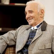Marc Lambron: «Aznavour, c'est une disgrâce surmontée»