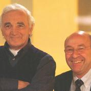 Jacques Pessis: «Charles Aznavour mérite notre affection éternelle»