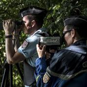 Radars routiers: un montant d'amendes record attendu pour 2019